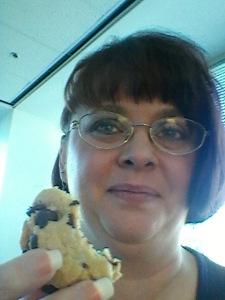 Om nom nom - Me Like Cookie!