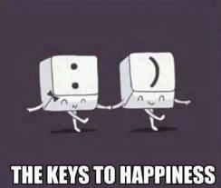 Keys to Happiness
