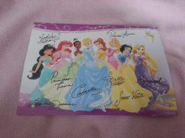 Post card my little cousin got when she wrote Princess Aurora. LOVE IT!