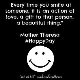 Smile at Someone