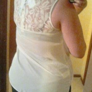 Lace Back
