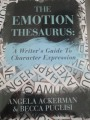 Review: The Emotion Thesaurus