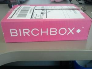 Pink BirchBox Box