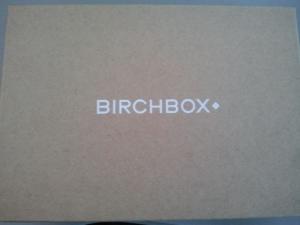 Brown BirchBox Box