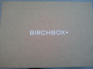 Brown BirchBox Box
