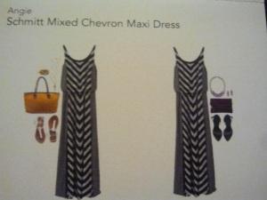 Maxi Dress Card
