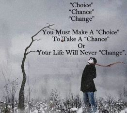 Choice Chance Change
