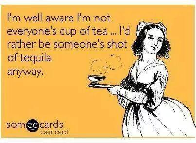 Tea Tequila