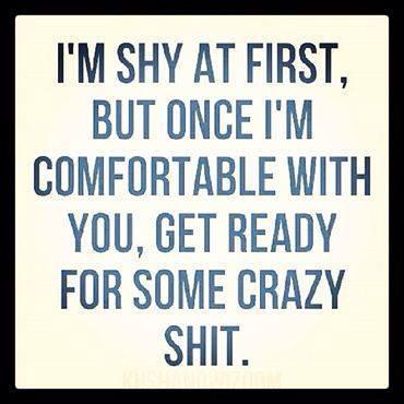 Crazy Shy