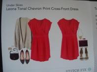 Pint Dress Card