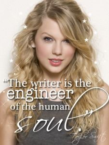 Fake Taylor Swift Quote