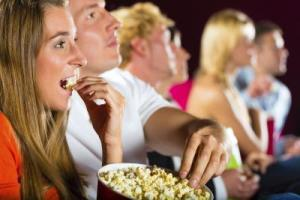 Sharing Popcorn