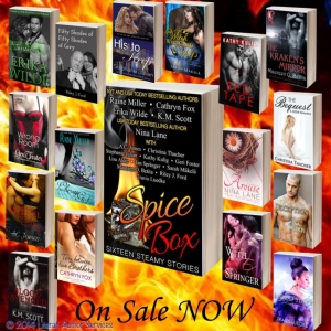 Spice Box OnSaleNow All Covers