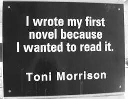 First Novel
