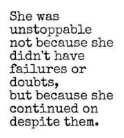 Continue Despite