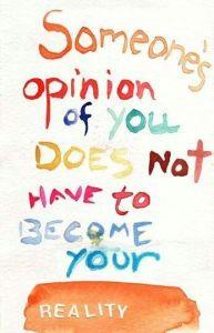 Opinion Reality