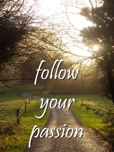 follow passion
