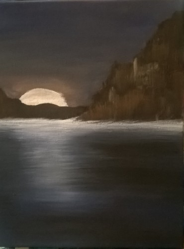 Moonlit Cove