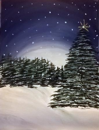 Moonrise Pines